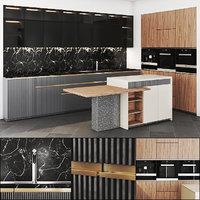 luxury kitchen 01