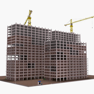 construction industrial model