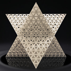 merkaba 5 3D model