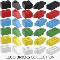 3D lego bricks - 30