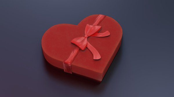 present package 3D