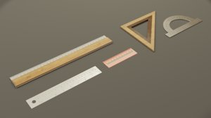 3D model math geometry tool set