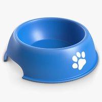 dog bowl 2 model