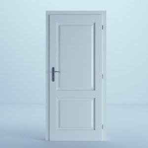 door white model