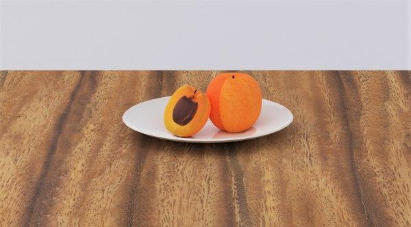 fruit food 3D