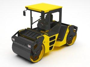 3D model compactor