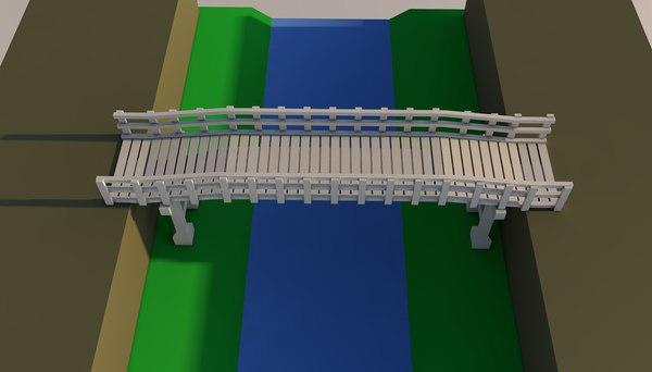 3D model bridge architectural infrastructure