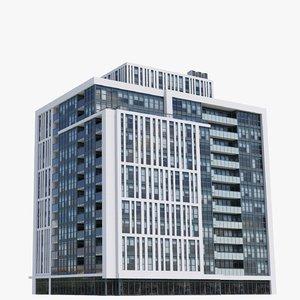 ivory adelaide buildings 3D