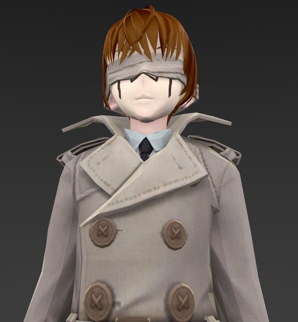 spy blind 3D