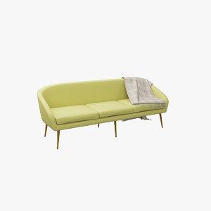 3D sofa v8