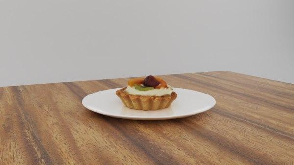fruit pie model