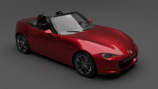 mx 5 3D model