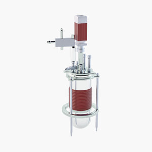 laboratory lab equipment 3D