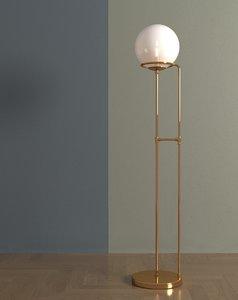 torchere lamp lighting model