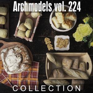 archmodels vol 224 3D model