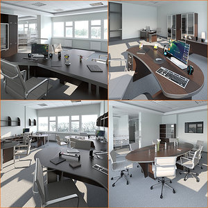 office file 3D model