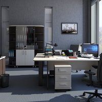 office 3 3D model