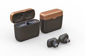 3D headphones tws