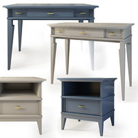 Console table and nightstand. Manhattan  by Wonderwood
