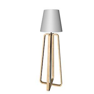 ground lamp 3D