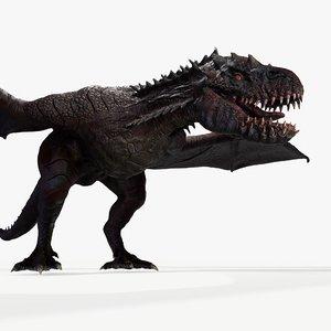 wyvern rex 3D