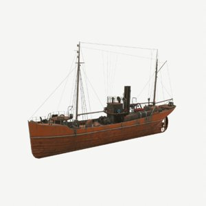 ship battle model
