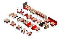 Restaurant - Loose Furnitures