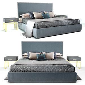 3D bed tosconova