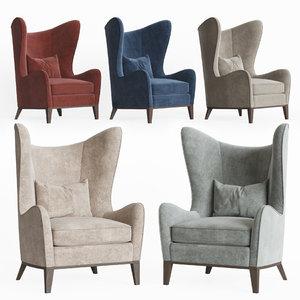 monroe sofa chair company model