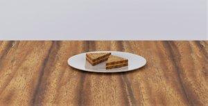 grilled sandwich model