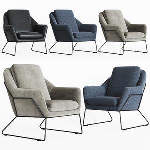 loft design armchair model
