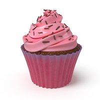 Cupcake Pink