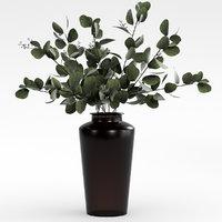 Bouquet of eucalyptus