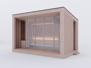 light sauna model