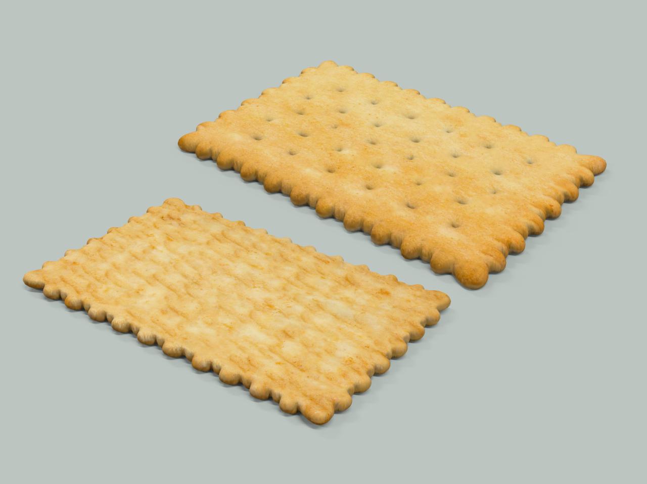3D biscuit