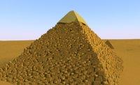 pyramids of Egypt (Giza)