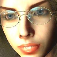 realistic joanna cw 3D