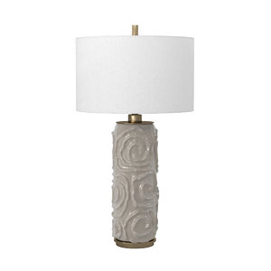 uttermost - zade table lamp model