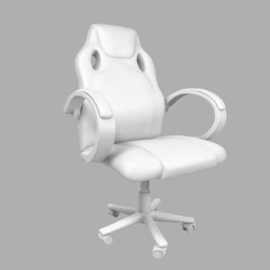 3D chair gaming