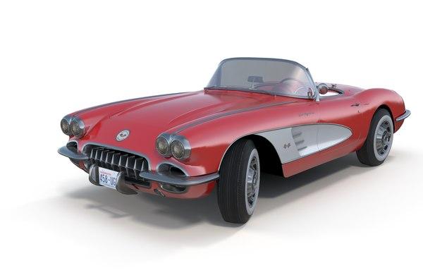 corvette model
