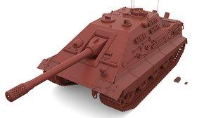 3D jagdpanzer-75 15 cm kwk
