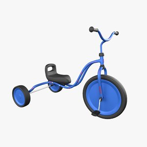 3D tricycle law tow