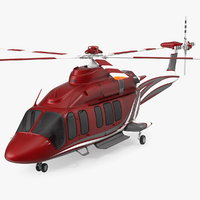 bell 525 relentless corporate 3D
