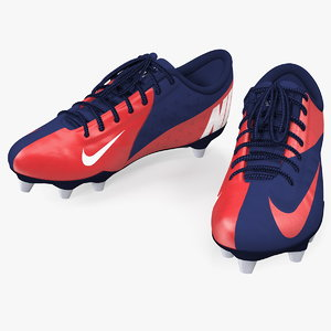 3D nike boots
