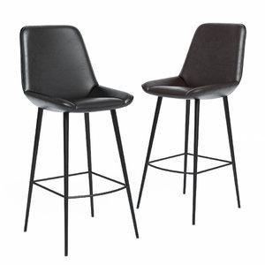 3D loft design bar stool