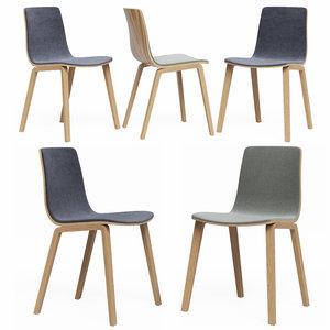 meeting chair aava 3D