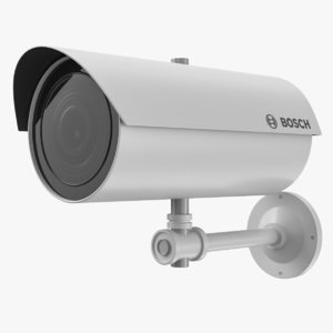 outdoor security camera 3D model