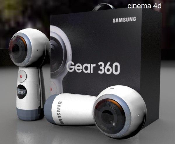 samsung gear 360 model