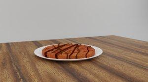 3D waffle model