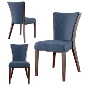 ambra chair seat 3D